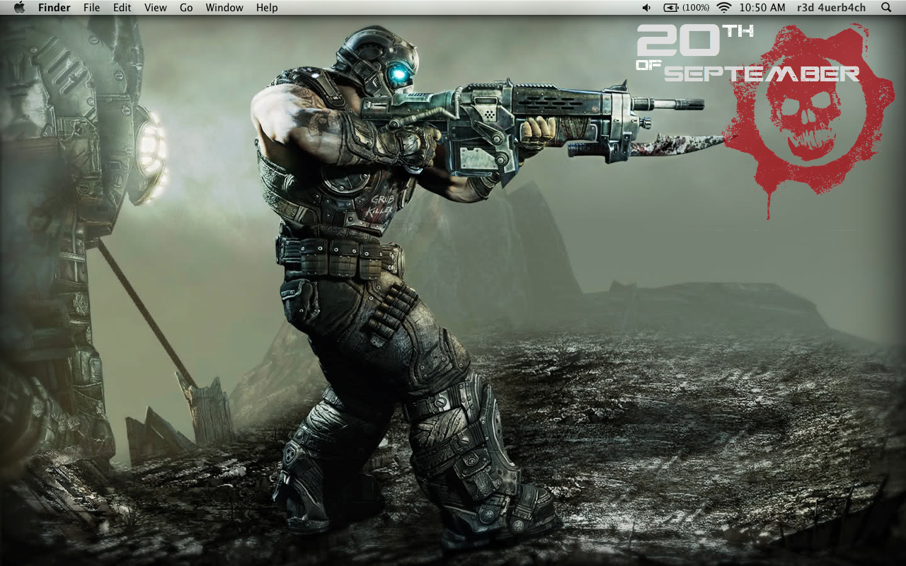 Gears Of War Desktop