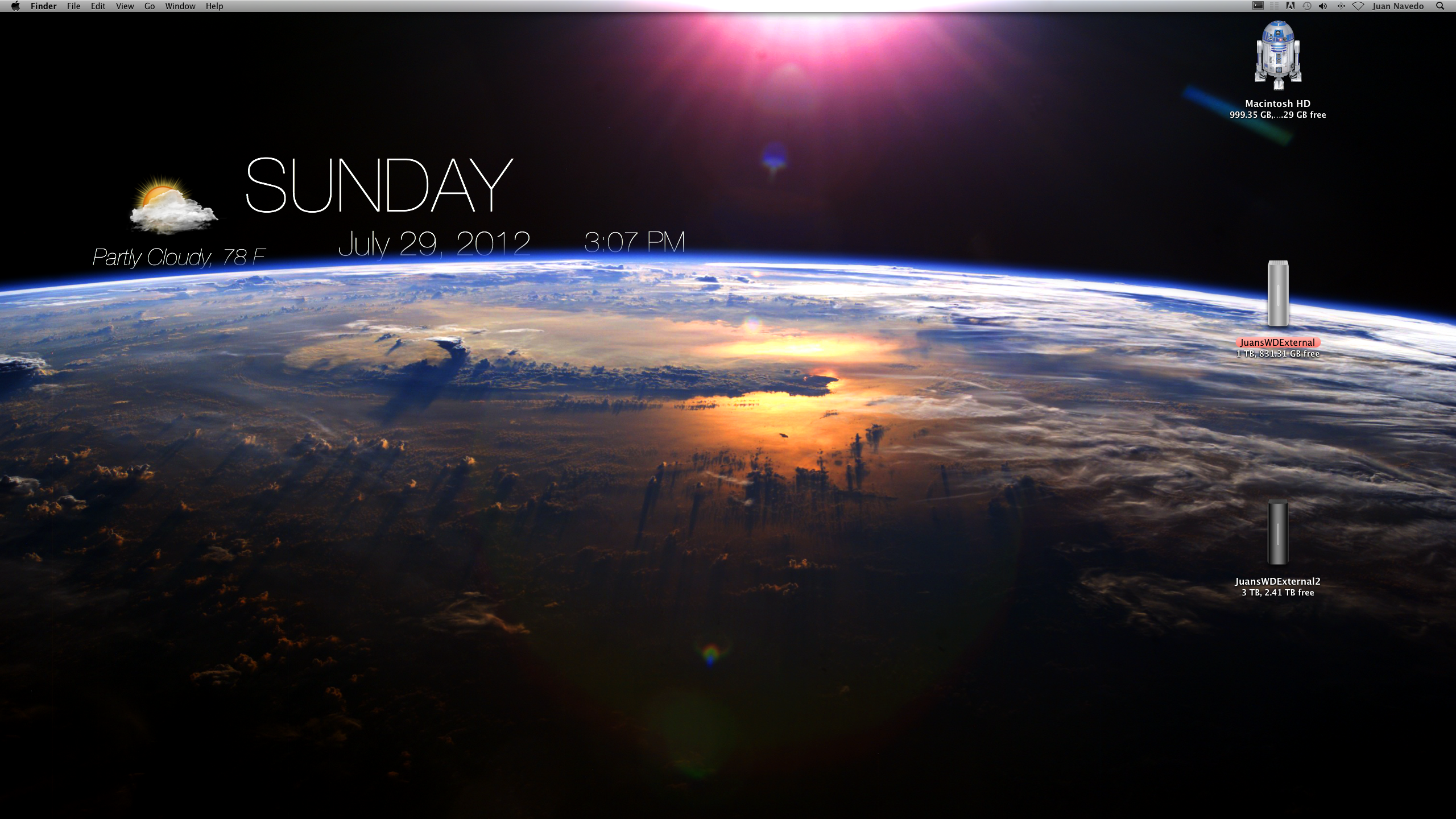 Free Live Wallpaper for My Desktop