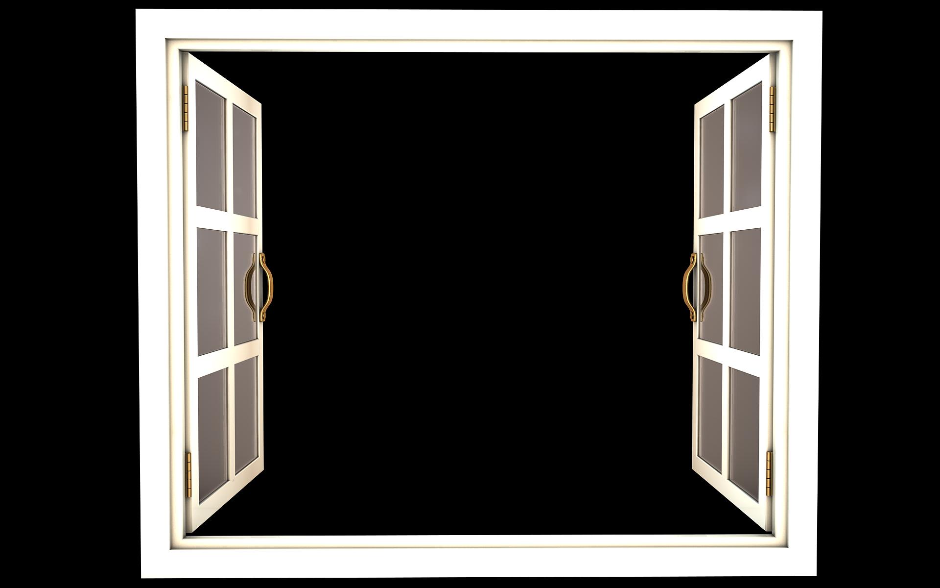 Screen Door Clip Art : Choose your window view geeklets