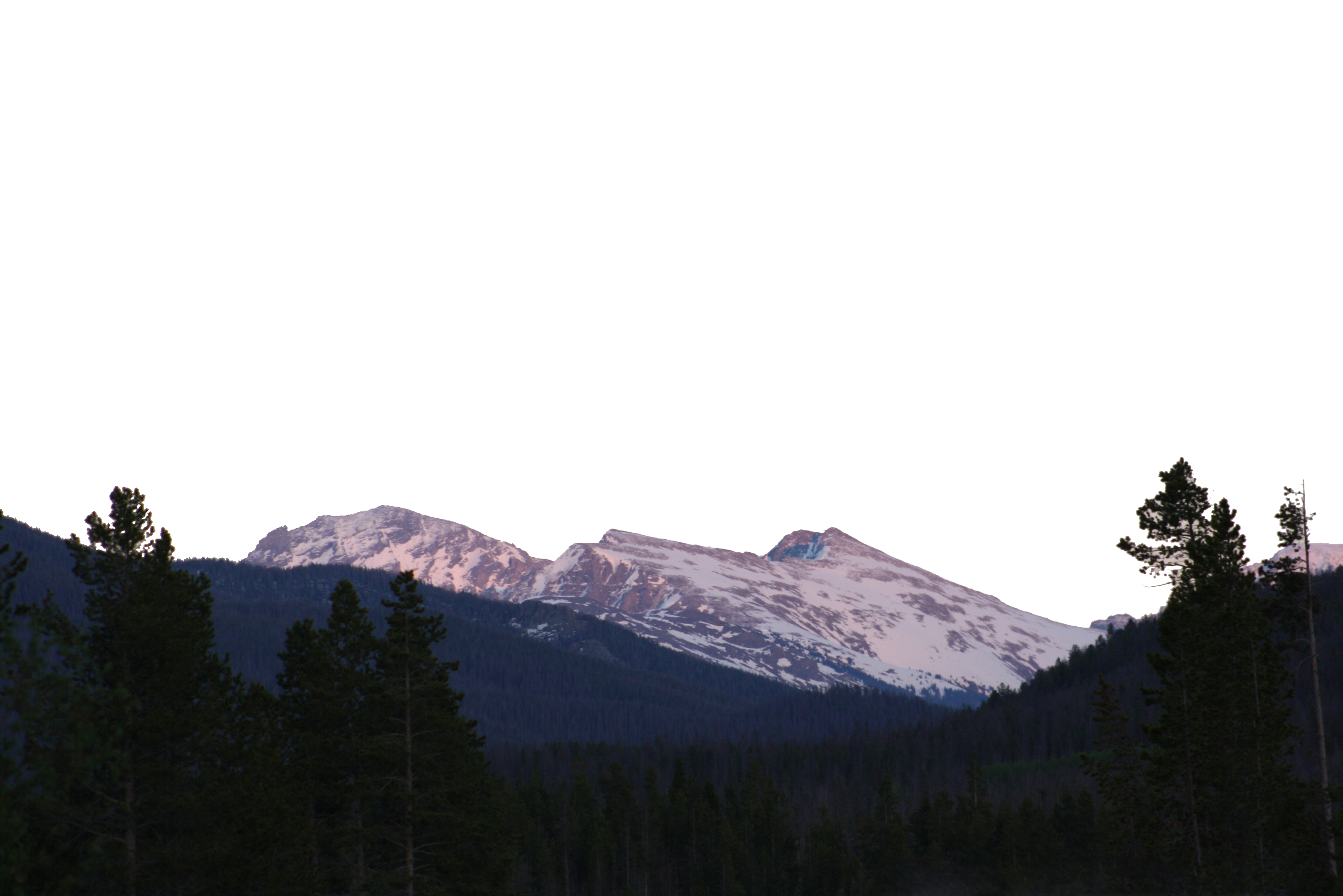 Rocky Mountains Desktop | Geeklets