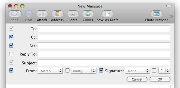 Mac OS X Tips