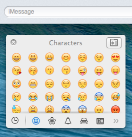 Emoji Mavericks Detatch